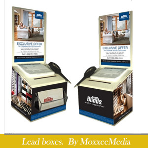 lead boxes BB
